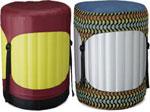 Превращение надувных матрасов серии Therm-a-Rest NeoAir в надувное сидение высотой 46 см.