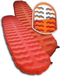 Самонадувающиеся коврики Therm-a-Rest EvoLite и Therm-a-Rest EvoLite Plus
