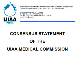 Медицинская Комиссия UIAA (UIAA Medical Commission)