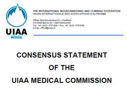 Медицинская Комиссия UIAA (UIAA Medical Commission)