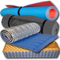 Примеры ковриков из закрытоячеистых пеноматериалов