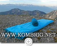 Два типа защитных чехлов для самонадувающихся ковриков