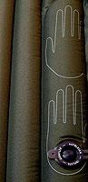 Насос, встроенный в боковую камеру пухового коврика DownMat Pump