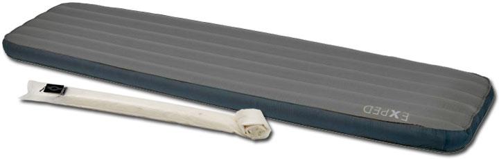 Пуховый коврик DownMat TT производства швейцарской фирмы Exped