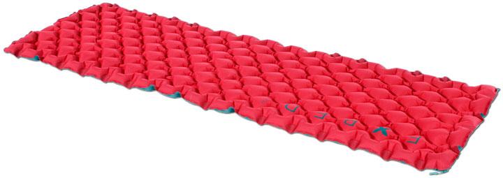 Туристический коврик SynCellMat с синтетическим наполнителем, производство швейцарской фирмы Exped