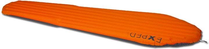 Микроволоконный коврик Synmat HyperLite производства швейцарской фирмы Exped