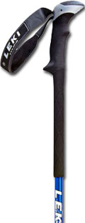 Удлинённая рукоятка треккинговой палки