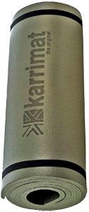 Туристический коврик Karrimat производства английской фирмы Karrimor