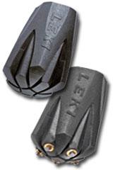 Резиновые и шипованные заглушки, надеваемые на наконечники треккинговых палок
