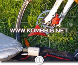 Миниатюрный электрический насос NeoAir Mini Pump для туристических ковриков, выпускаемый американской фирмой Cascade Designs