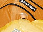 Упаковочный мешок моделей NeoAir служит одновременно насосом