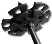 Сменное кольцо, надеваемое на другое кольцо трекинговой палки (фирма Exped)