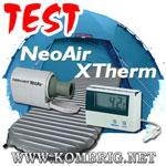 Описание и тест туристического коврика Therm-a-Rest NeoAir XTherm